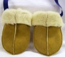Baby Sheepskin Puddy Mitts