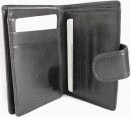 Rio Verde All Leather Credit Card Wallet