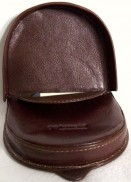 SR6434 Leather Coin Tray Purse