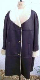 Adriana Ladies Sheepskin Coat