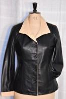 881 Ladies Leather Jacket