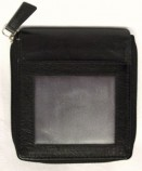 Gents Leather Zipped Around Notecase