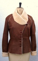 Rebecca 2 Ladies Sheepskin Jacket