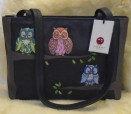 Yoshi by Litchfield Twit Twoo Shoulder Bag