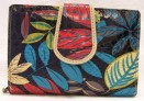 Graffiti Leather Purse