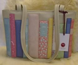 Bookworm shoulder bag.