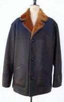 Charles Gents Traditional Sheepskin Coat