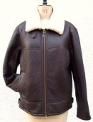 Shaun Gents Sheepskin Flying Jacket