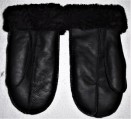 Ladies Split Seam Sheepskin Mittens