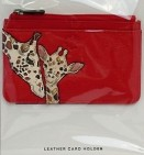 Yoshi by Litchfield Mothers Pride Leather Card Holder