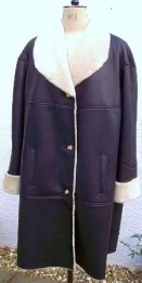 Adriana Ladies Sheepskin Coat