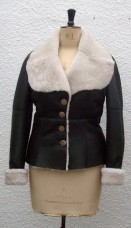 Rebecca 1 Ladies Sheepskin Jacket